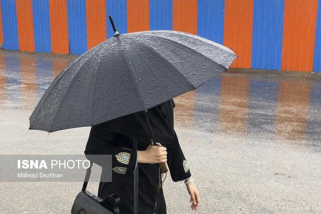 خوزستان امروز و فردا، باران و مه