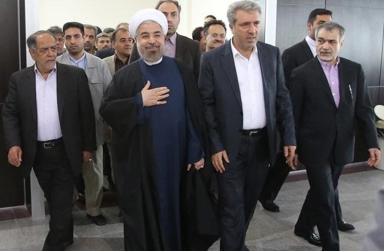 تقاضا های بی خاتمه وزیر میراث از دولت ، نیمکت نشینی مونسان در زمین بی تدبیری روحانی!