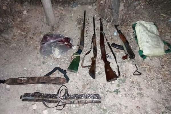 دستگیری یک باند حرفه ای شکار غیر مجاز در شهرستان دلفان