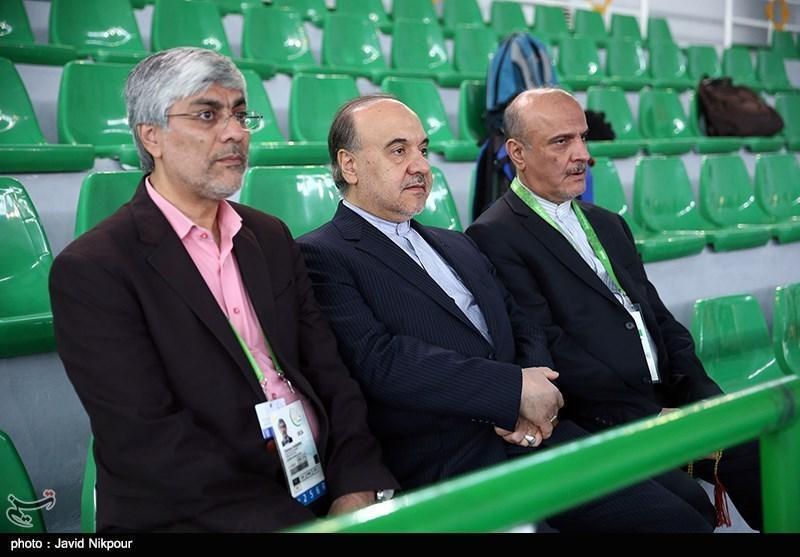 هاشمی: ایران پتانسیل مدال آوری بالایی دارد، ترکمنستان سنگ تمام گذاشت