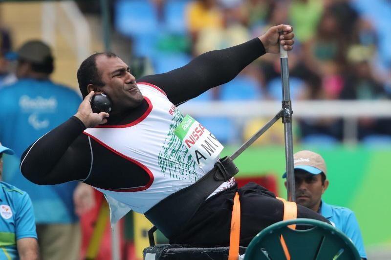خبرنگاران قهرمان پارادوومیدانی: به دنبال ارتقا رکورد در پارالمپیک توکیو هستم
