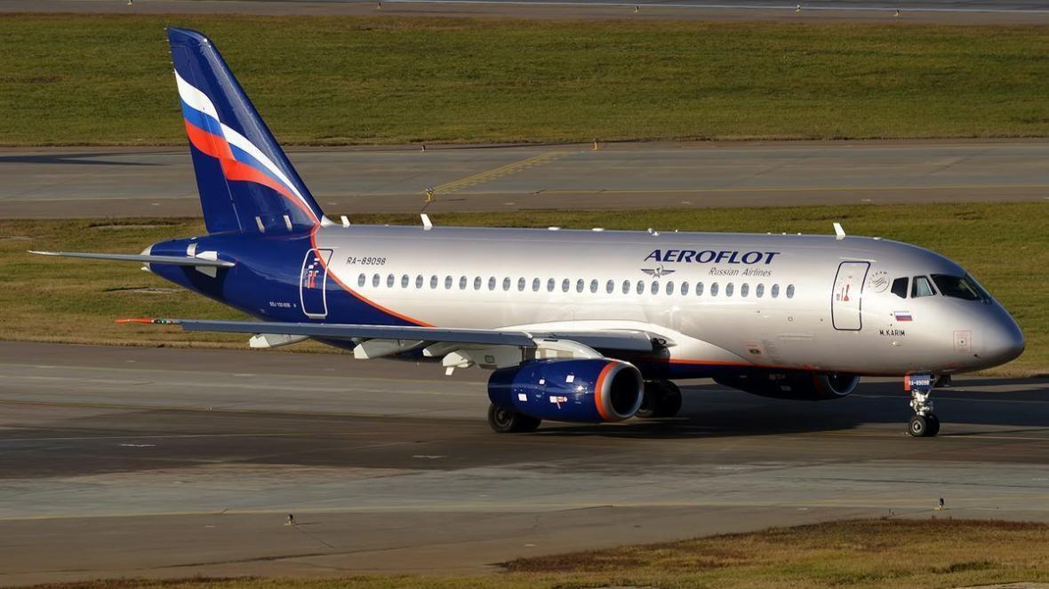 خبرنگاران ایروفلوت تعداد پروازهای خود را به ایران کاهش داد