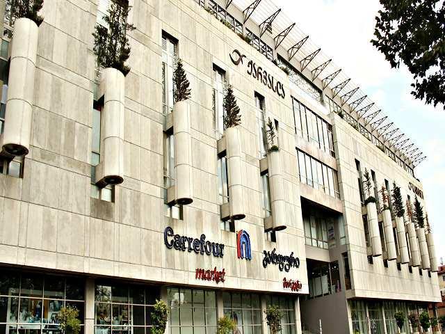 مرکز خرید کارواسلا تفلیس