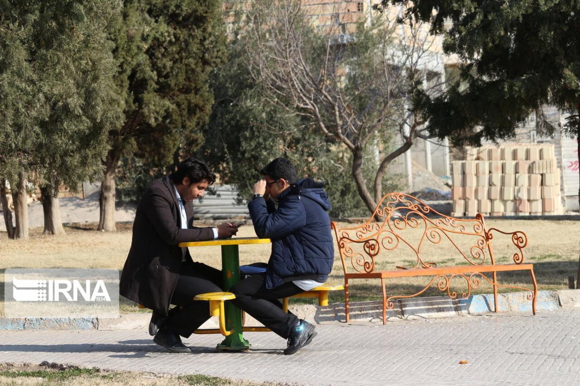 خبرنگاران تجمع و اتراق در بوستان های مشهد ممنوع است