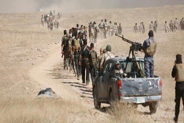 عملیات عناصر داعش در شرق دیالی خنثی شد