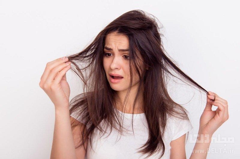 رفع مسائل مو با تغذیه مناسب