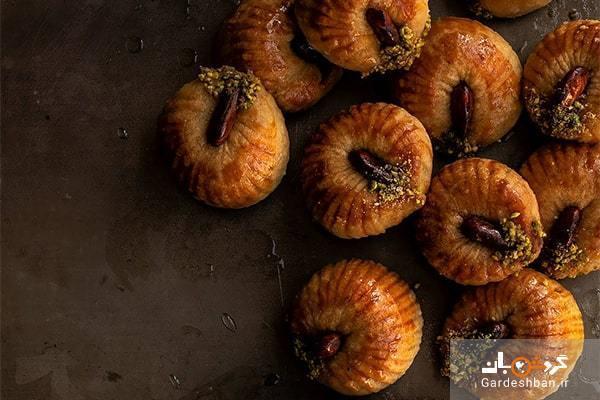 طرز تهیه تاتلی شانه؛ شیرینی خوشمزه ترکیه