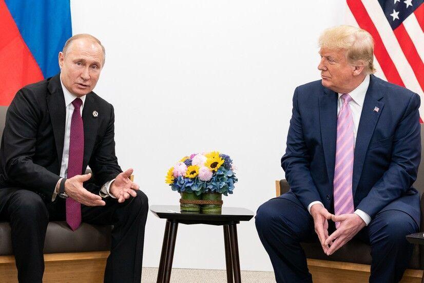 خبرنگاران پوتین و ترامپ بر همکاری برای مقابله با چالش های جهانی تاکید کردند