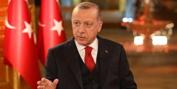 اردوغان: به آمریکا ماسک و تجهیزات پزشکی ارسال می کنیم