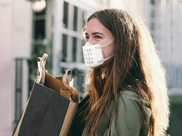فراوری ماسک های تنفسی مشابه N95 در دانشگاه آلبرتا