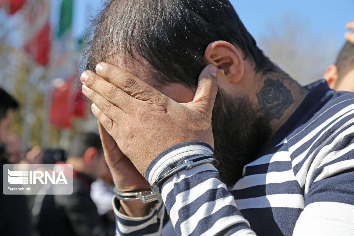 خبرنگاران اراذل و اوباش عامل تیراندازی آمل دستگیر شدند