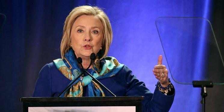 هیلاری کلینتون: رئیس جمهور می شدم بهتر از ترامپ با کرونا مقابله می کردم