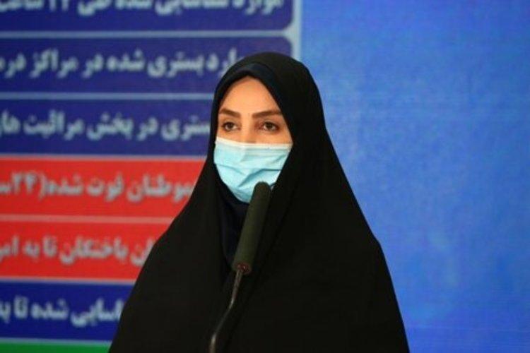 آمار کرونا در ایران امروز یکم مرداد 1399؛ 2586 ابتلا و 219 فوتی جدید