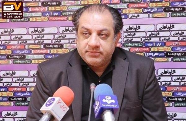 مهدی: سازمان لیگ قرارداد ها را افشا نکرده است ، برای فینال جام حذفی به مجوز اسکوچیچ احتیاج داریم