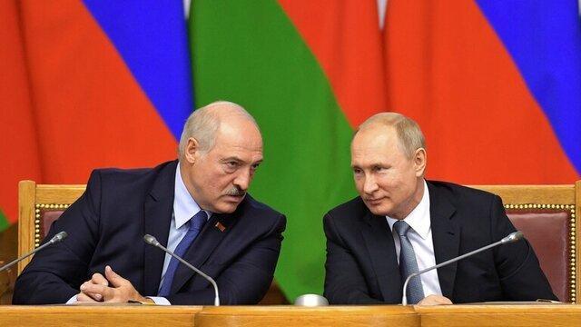 پوتین: امیدوارم نیازی به استفاده از نیروهای روس در بلاروس نشود