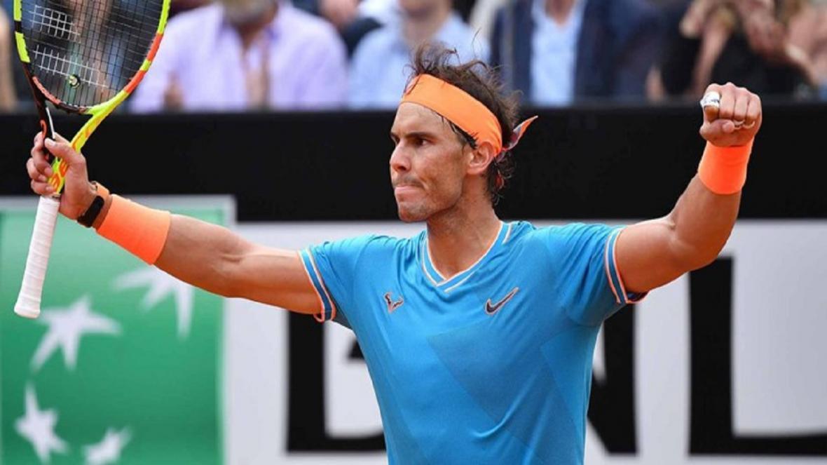 تنیس آزاد فرانسه، رافائل نادال فینالیست شد