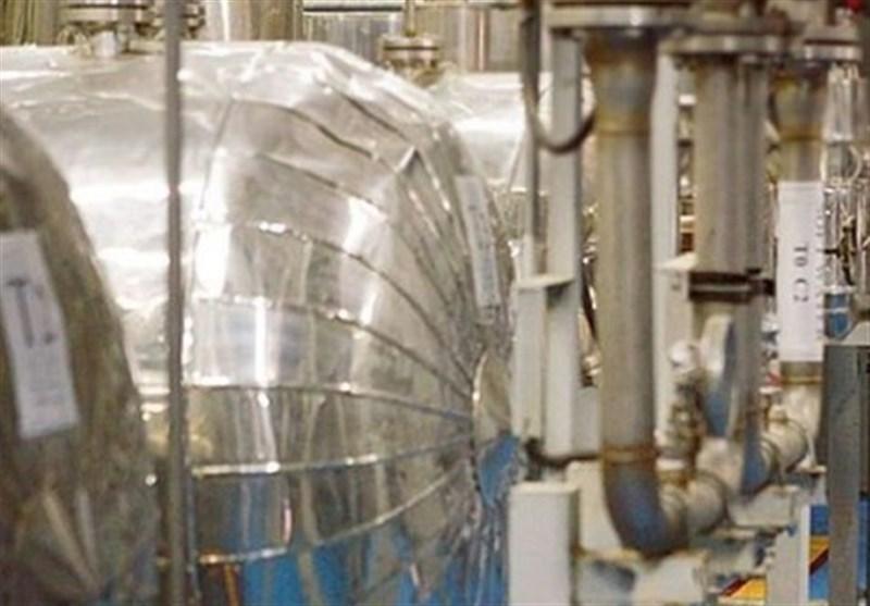 افزایش ذخایر اورانیوم غنی شده ایران به بیش از 2100 کیلوگرم