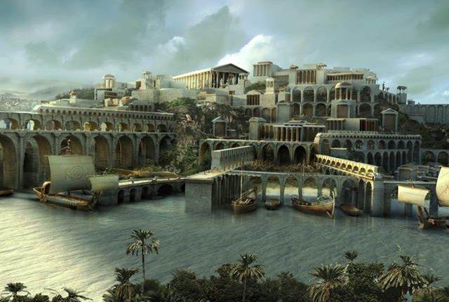 20 شهر اسرار آمیزی که ناپدید شدند