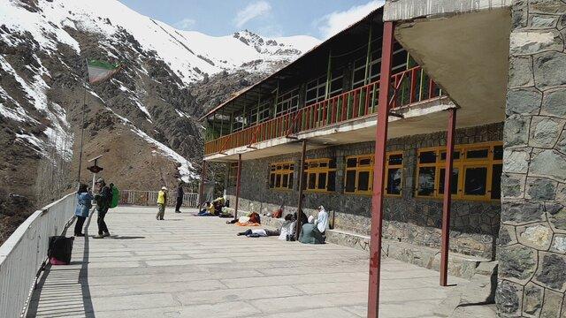 ساخت پناهگاه در کوهستان ها خلاف اصول زیست محیطی است