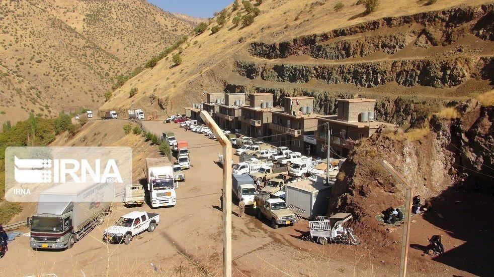 خبرنگاران فرماندار پاوه: مرز شوشمی بسته شد