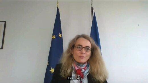 فرانسه: به اظهارات بایدن در خصوص برجام دلگرم هستیم