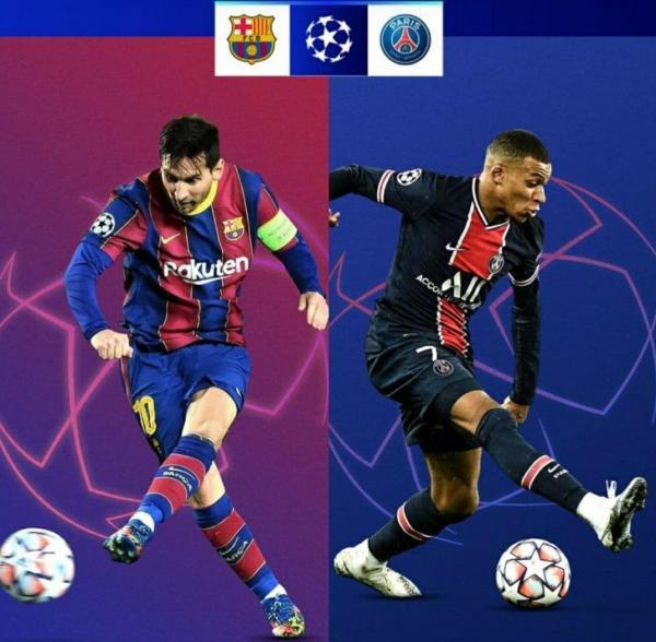 قرعه کشی یک هشتم نهایی لیگ قهرمانان؛ بارسلونا - پاری سن ژرمن جذاب ترین ملاقات، قرعه نه چندان سخت برای رئال مادرید