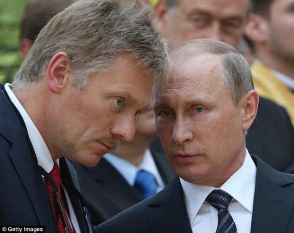 پوتین واکسینه شدن خودش را اعلام می کند؟