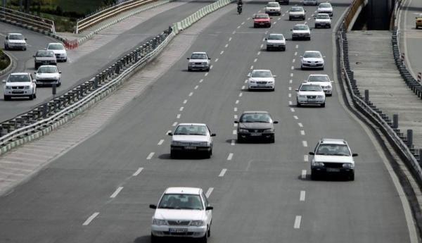 تردد بین شهرهای زرد از امروز بدون برگه تردد امکان پذیر است ، شرایط تهران از امروز زرد است
