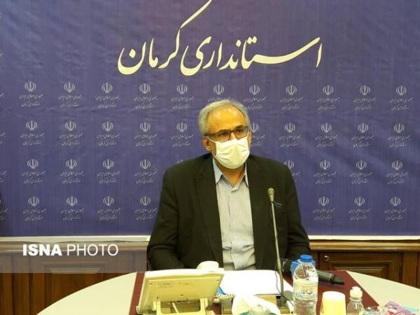 شرایط کرونایی شهرهای استان و دلیل پلمب نمایشگاه کرمان اعلام شد