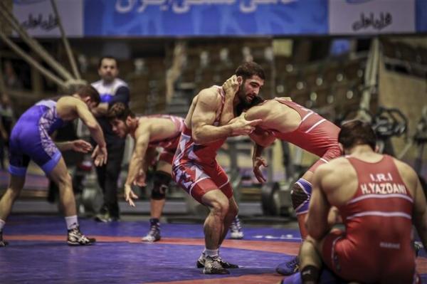 دعوت سه ورزشکار کردستانی به اردوی تیم ملی کشتی بزرگسالان