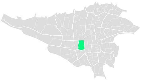 دفاتر ازدواج و طلاق منطقه 10 تهران (آدرس و تلفن)