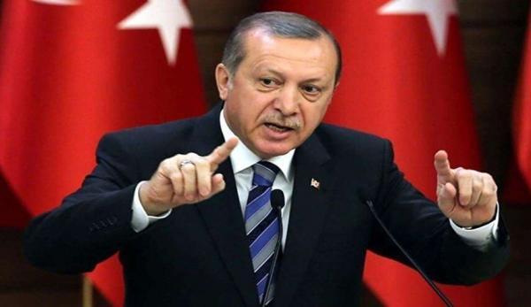 اردوغان : از آنکارا حمایت کنید تا صلح در سوریه برقرار گردد