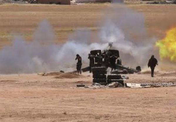 سوریه، درهم کوبیدن داعش در دل صحرا