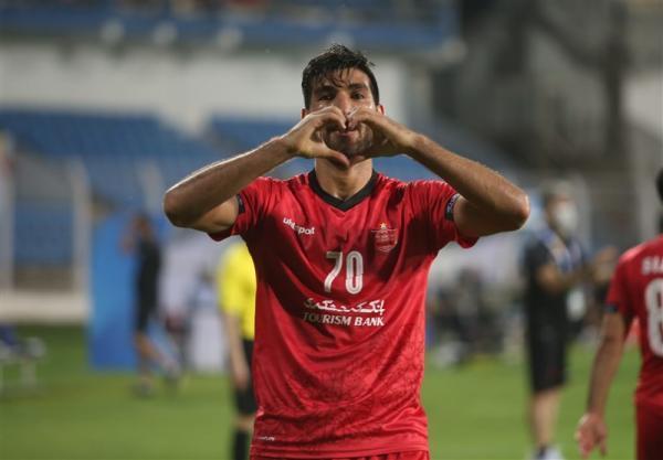 مغانلو در رده دوم بازیکنان برتر هفته دوم لیگ قهرمانان آسیا