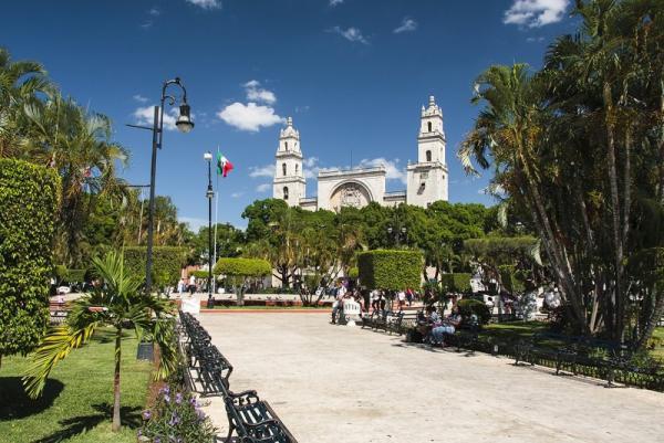 10 جاذبه برتر توریستی مریدا ؛ شهر معروف مکزیک