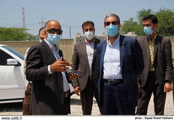 استاندار بوشهر خواهان تسریع در راه اندازی پروژه های آب شیرین کن شد