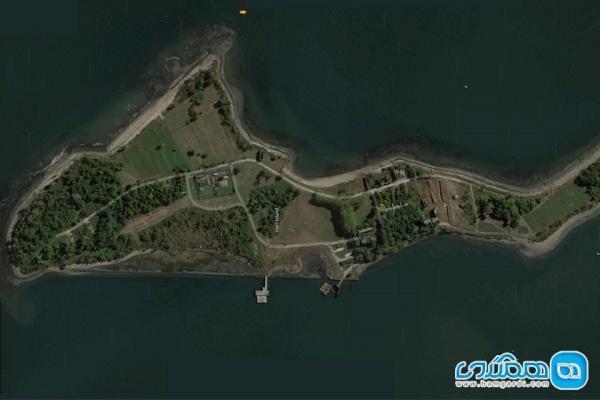 جزیره هارت نیویورک؛ بزرگترین گورستان آمریکا