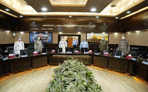 نشست شورای عالی راهبردی کنترل و فرماندهی ارتش برگزار شد