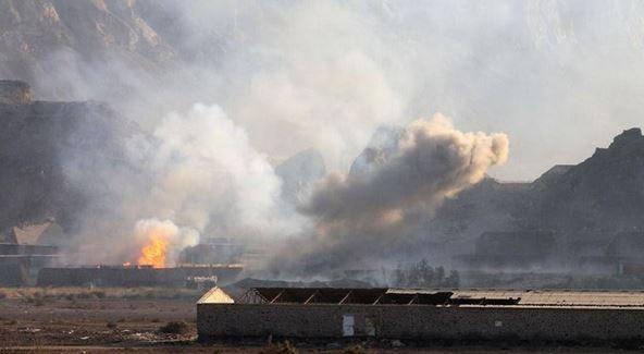 بمباران وحشیانه الجوف و مأرب بدنبال پیشروی ارتش و کمیته های مردمی